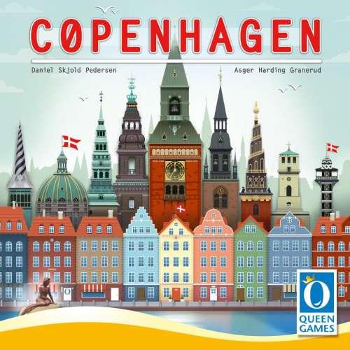 Copenhagen - настолна игра