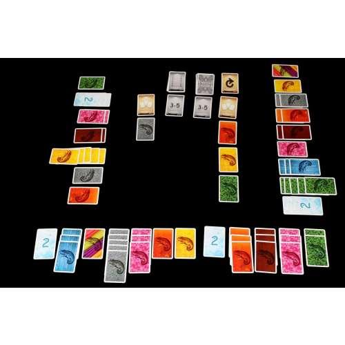 Coloretto - настолна игра
