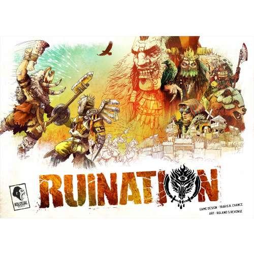 Ruination - настолна игра