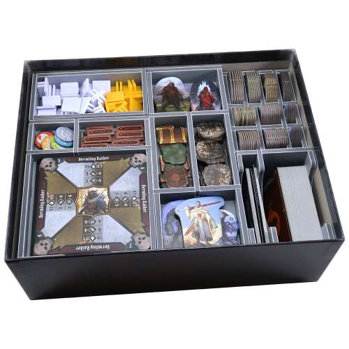 Gloomhaven: Jaws of the Lion - Folded Space Organiser