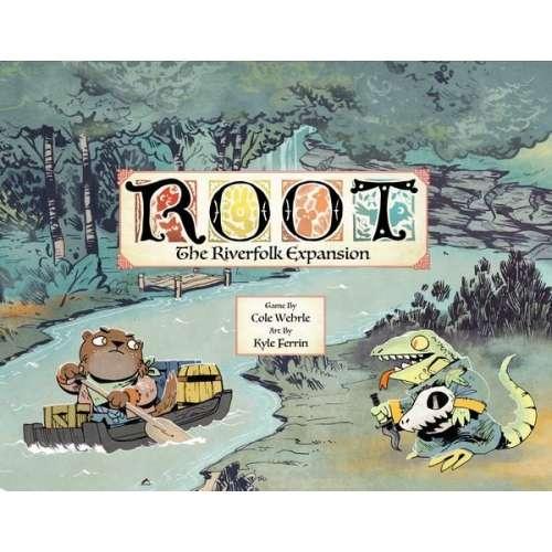 Root: The Riverfolk Expansion - разширение за настолна игра