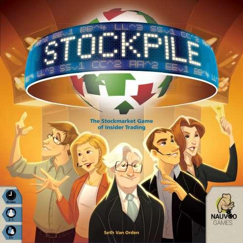 Stockpile - настолна игра