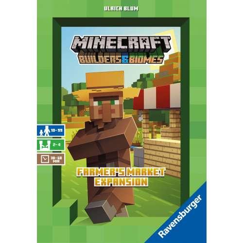 Minecraft: Farmer's Market Expansion - разширение за настолна игра