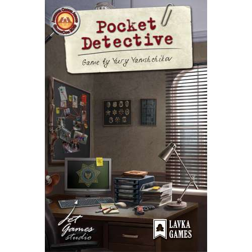 Pocket Detective - настолна игра