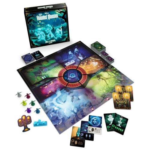 Disney: The Haunted Mansion – Call of the Spirits Game - настолна игра
