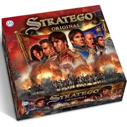 Stratego - настолна игра