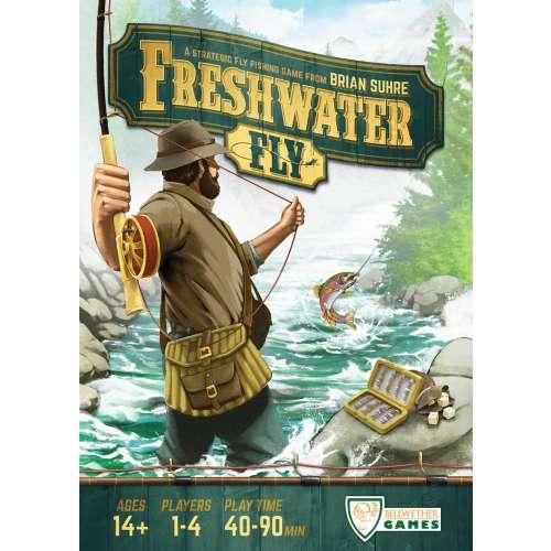Freshwater Fly - настолна игра