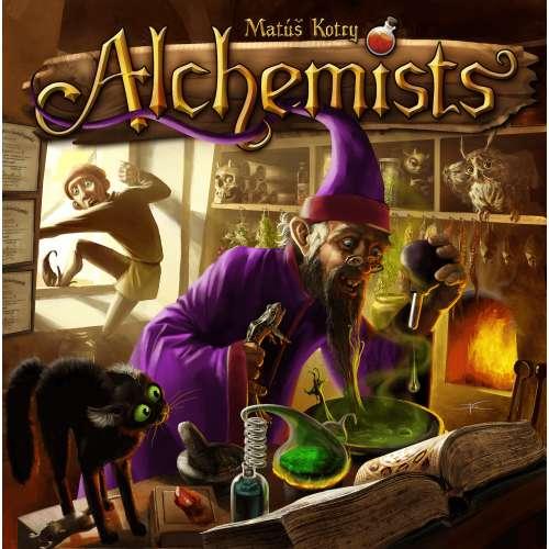Alchemists - настолна игра