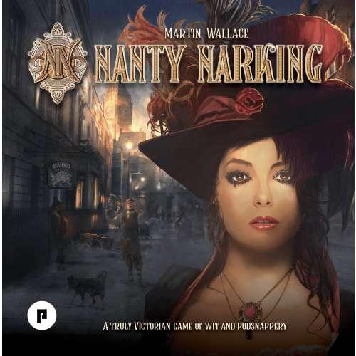 Nanty Narking (2021 Retail Edition) - настолна игра