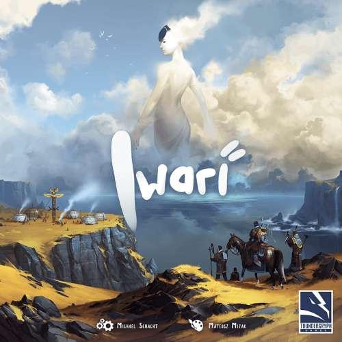 Iwari - настолна игра