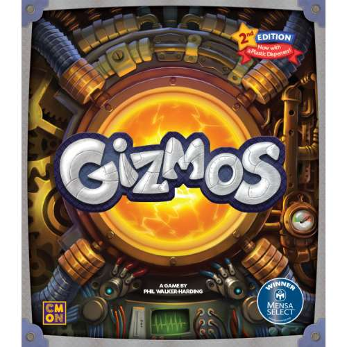 Gizmos (Second Edition) - настолна игра
