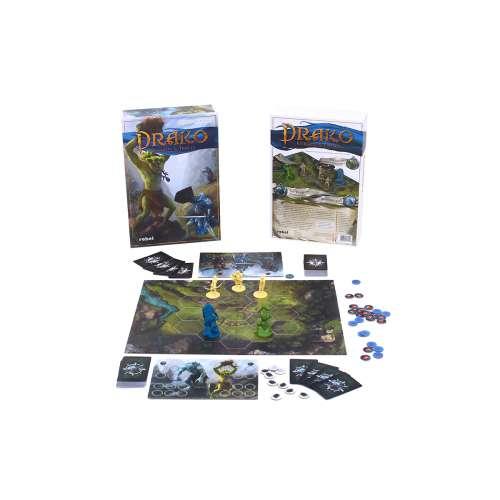 Drako: Knights & Trolls - настолна игра