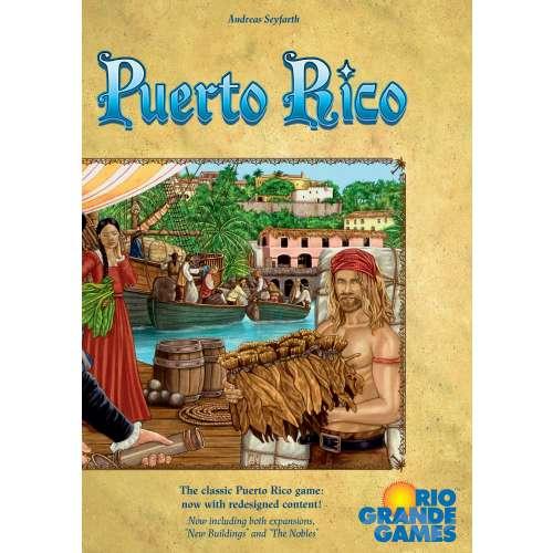 Puerto Rico (Deluxe Edition) - настолна игра