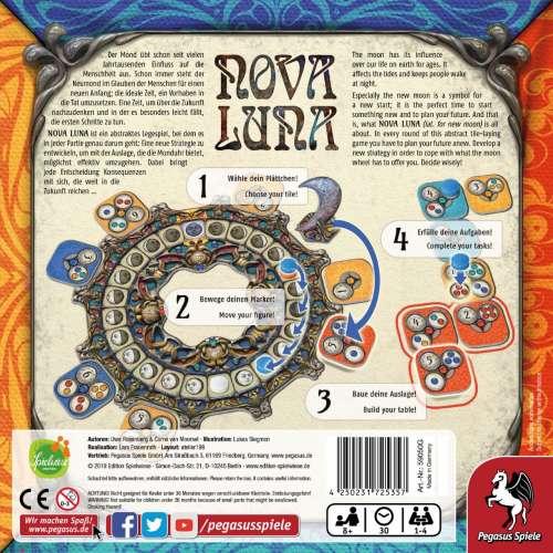 Nova Luna - настолна игра