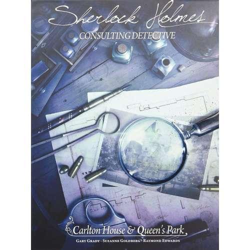 Sherlock Holmes Consulting Detective: Carlton House & Queen's Park - настолна игра