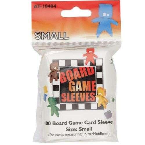 Arcane Tinmen Board Games Sleeves (Clear) - 44 x 68 mm