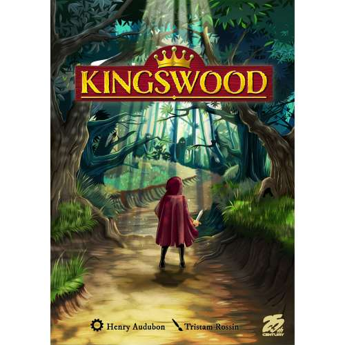 Kingswood - настолна игра