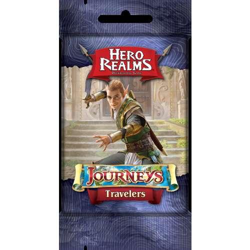 Hero Realms: Journeys – Travelers - разширение за настолна игра