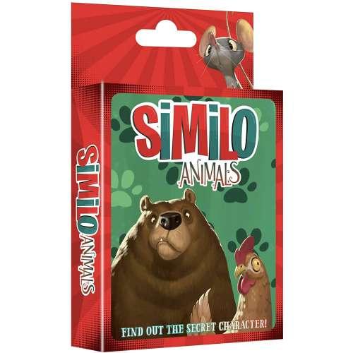 Similo: Animals - настолна игра