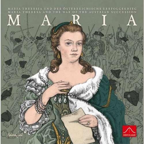 Maria - настолна игра