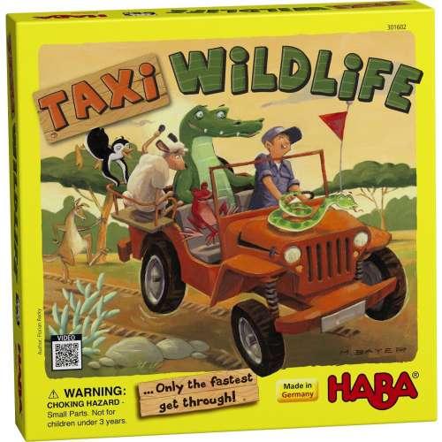 Такси-сафари (Taxi Wildlife) - настолна игра