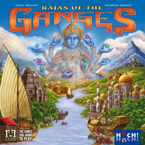 Rajas of the Ganges - настолна игра