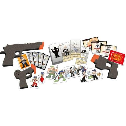 Ca$h 'n Guns (Second Edition): Team Spirit - разширение за настолна игра