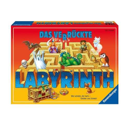 Лабиринт (Labyrinth) - настолна игра