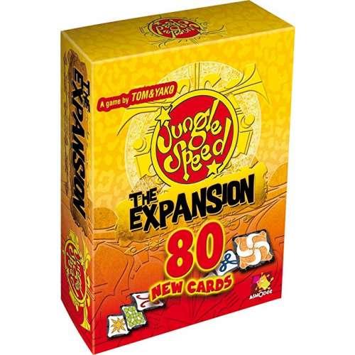Jungle Speed: The Expansion - разширение за настолна игра