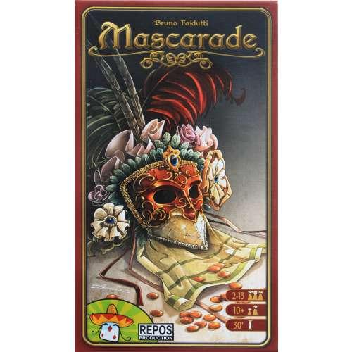 Mascarade - настолна игра
