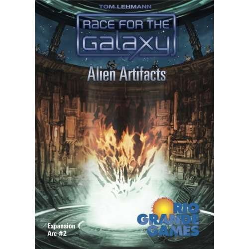 Race for the Galaxy: Alien Artifacts - разширение за настолна игра