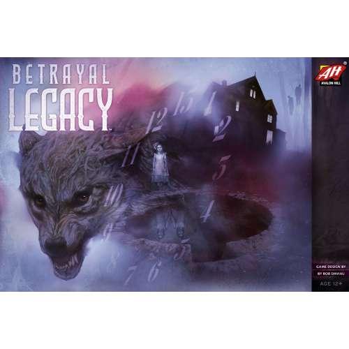Betrayal Legacy - настолна игра
