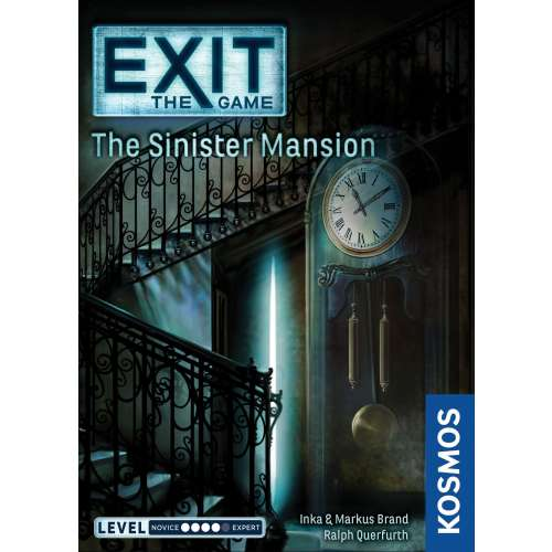 Exit: The Game – The Sinister Mansion - настолна игра