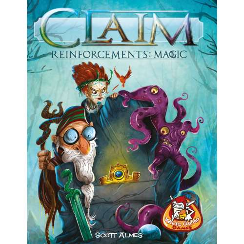Claim: Reinforcements – Magic - разширение за настолна игра