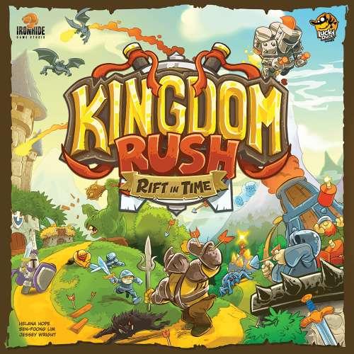 Kingdom Rush: Rift in Time - настолна игра