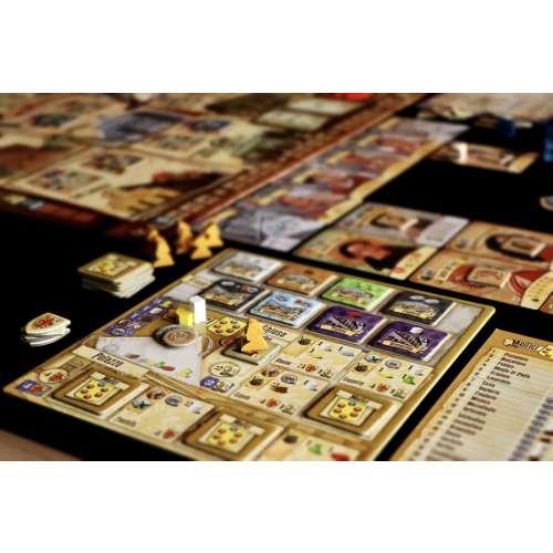 Florenza: X Anniversary Edition - настолна игра