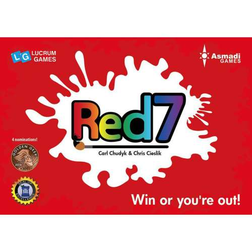 Red7 - настолна игра