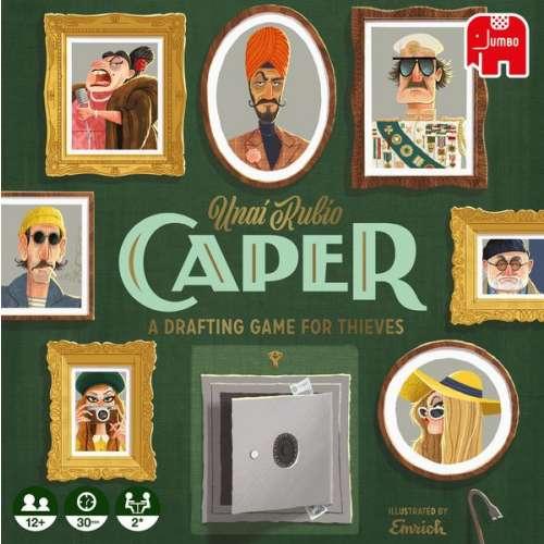 Caper - настолна игра