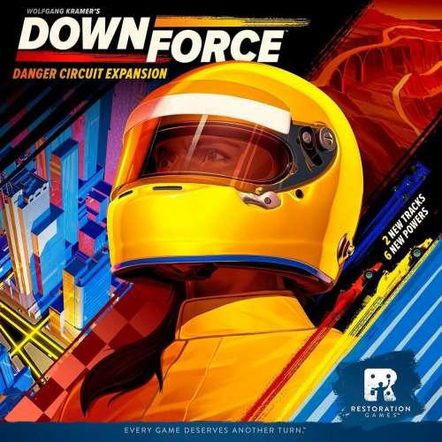Downforce: Danger Circuit - разширение за настолна игра