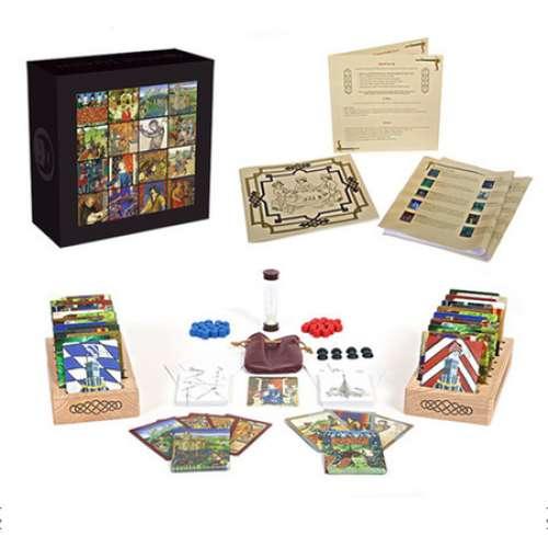 Ortus Regni - настолна игра