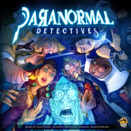Paranormal Detectives - настолна игра