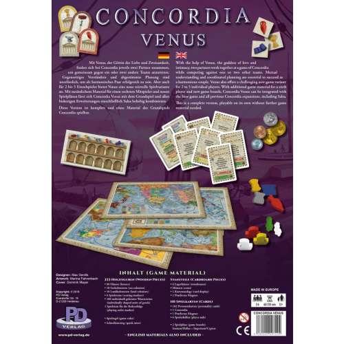 Concordia Venus - настолна игра