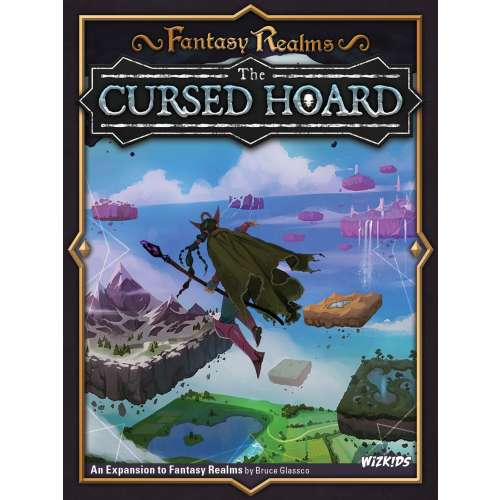 Fantasy Realms: The Cursed Hoard - разширение за настолна игра