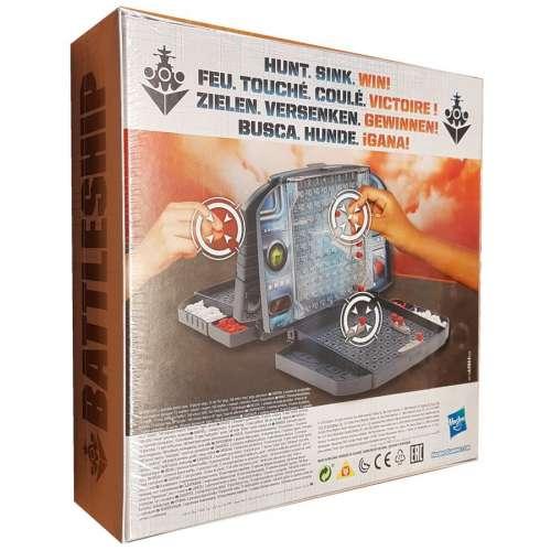 Battleship - настолна игра
