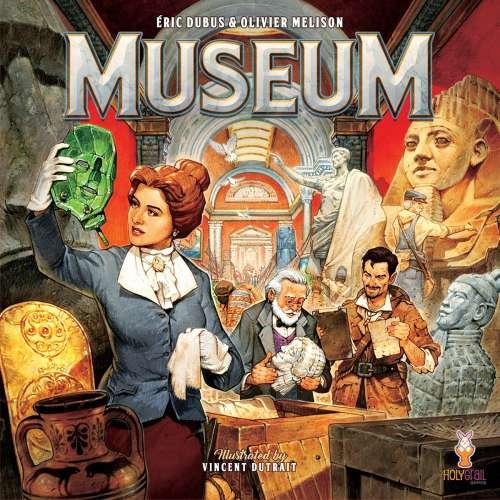 Museum - настолна игра