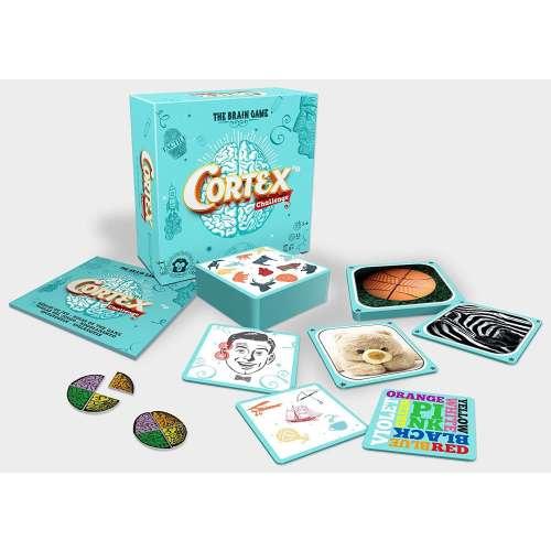 Cortex Challenge - настолна игра