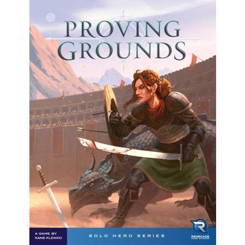 Proving Grounds - настолна игра