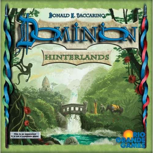 Dominion: Hinterlands - разширение за настолна игра