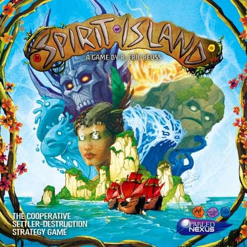 Spirit Island (ударена кутия) - настолна игра