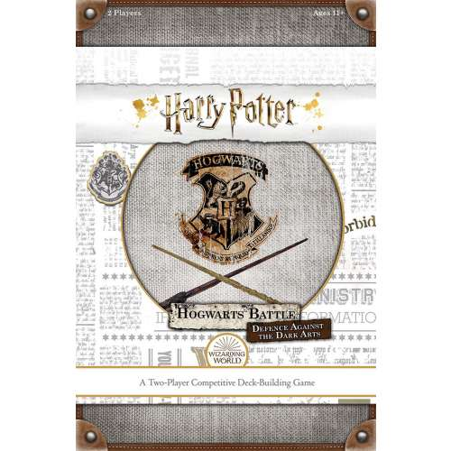 Harry Potter: Hogwarts Battle – Defence Against the Dark Arts - настолна игра